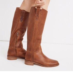Madewell The Winslow Knee-High Boot